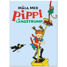 Måla med Pippi Långstrump