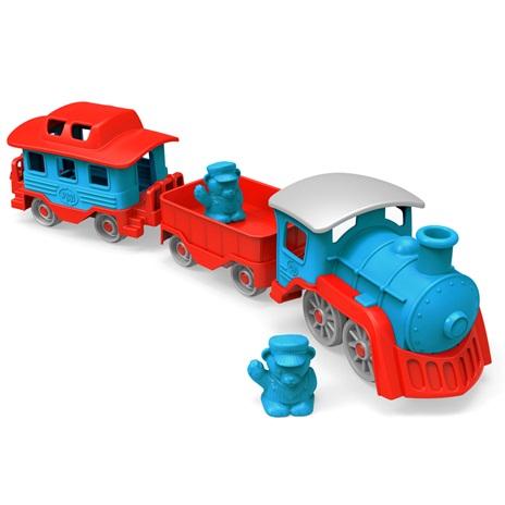Green Toys - Tåg med förare 2+