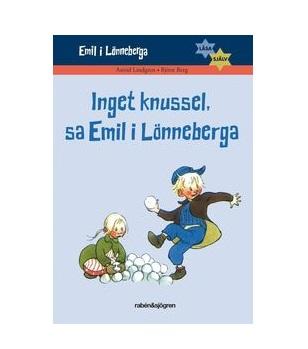 Inget knussel sa Emil...