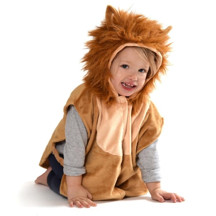Babydräkt Lejon