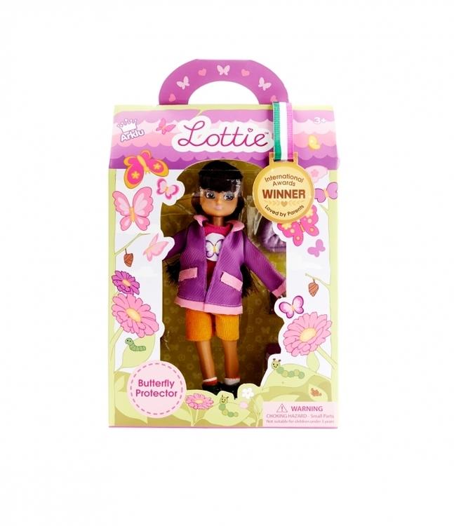 Lottie docka Butterfly Protector 3+