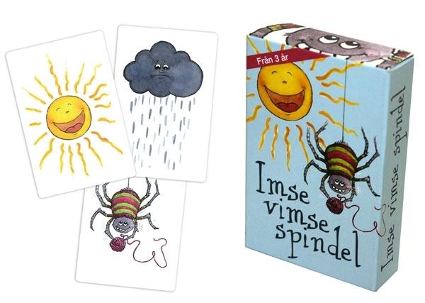 Imse Vimse Spindel 3+