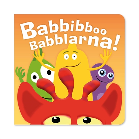 Babbibboo Babblarna! Pratbok 0-3 år
