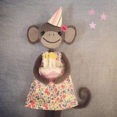 Pippi & Me - Birthday Monkey