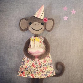 Pippi & Me - Birthday Monkey