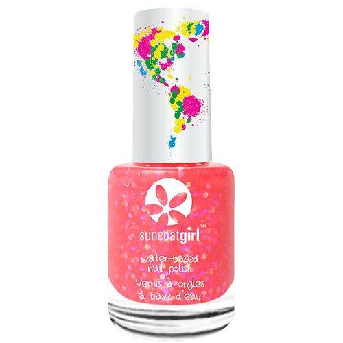 Nagellack twinkled pink