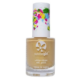 Nagellack sunflower