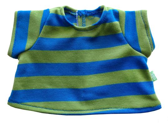 Rubens kids grön t-shirt