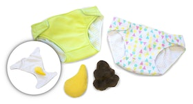 Rubens Baby Nappy set