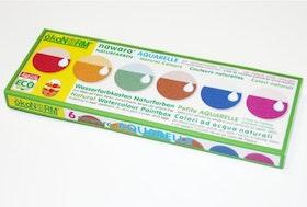 Ökonorm Vattenfärger 6-p 3+