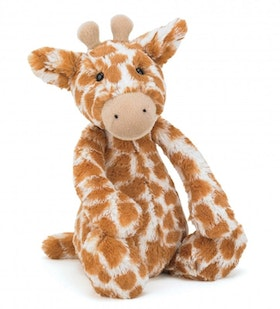 Jellycat medium bashful giraff