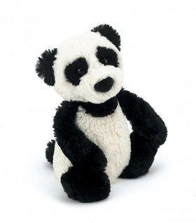 Jellycat medium bashful panda