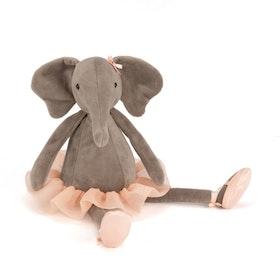 Jellycat Ballerina Elefant 1+
