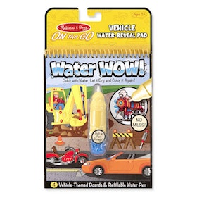 M & D Water wow Fordon