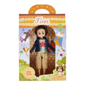 Lottie docka Finn kite flyer
