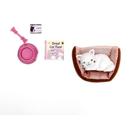Lottie tillbehör Pandora the persian cat