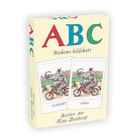 ABC Beskow bildskatt - Kortspel
