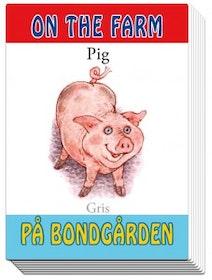 Gris på Bondgården - Kortspel