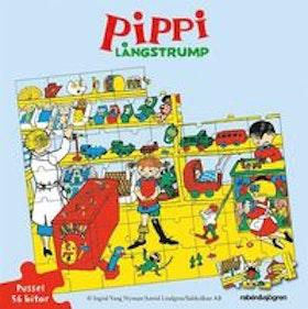 Pippi Långstrump pussel 56b