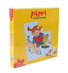 Pippi Långstrump pussel 36b