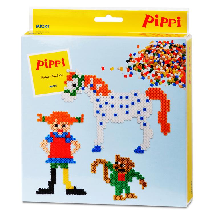 Pippi Långstrump Micki Pippi Pärlset