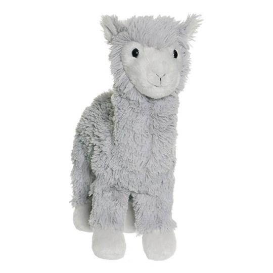 Teddykompaniet Lama, grå