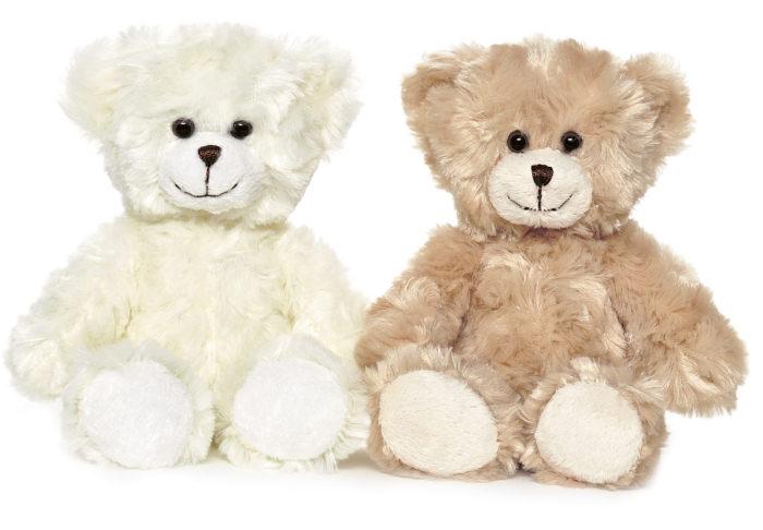 Teddykompaniet Liten nalle Samuel 2 olika