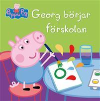 Greta Gris - Georg börjar förskolan