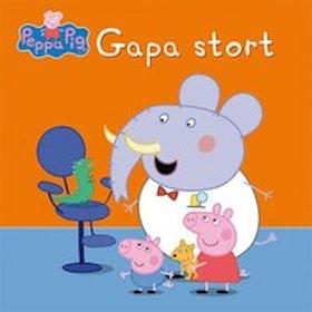 Greta Gris - Gapa stort