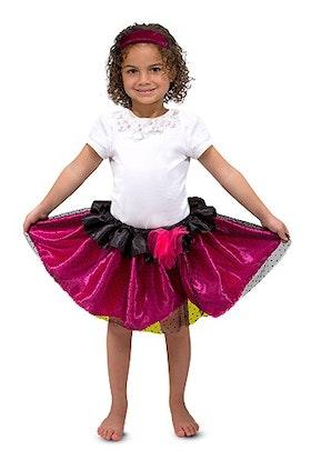 M & D utklädnad 4-pack kjol
