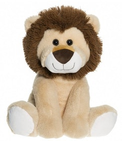 Teddykompaniet Jungle Kids Lejon 40 cm