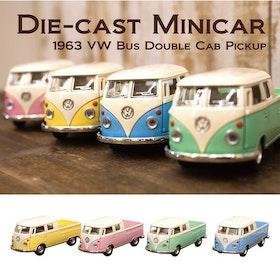 1:32 1963 Wolkswagen pickup - 4 olika