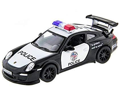 1:32 Porsche 911 Polisbil