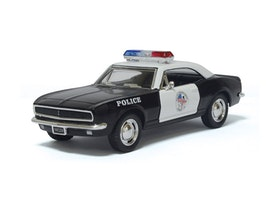1:37 Chevrolet Camaro -67 Polisbil