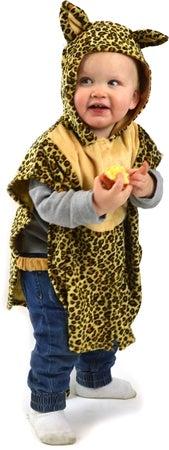 Den goda fen Babydräkt Leopard