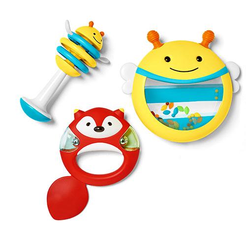 Skiphop Musikinstrument 3-pack