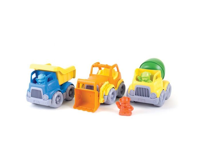 Green toys Arbetsfordon 6 delar
