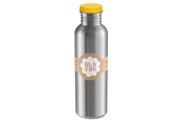 BlaFre Stålflaska 750 ml Gul