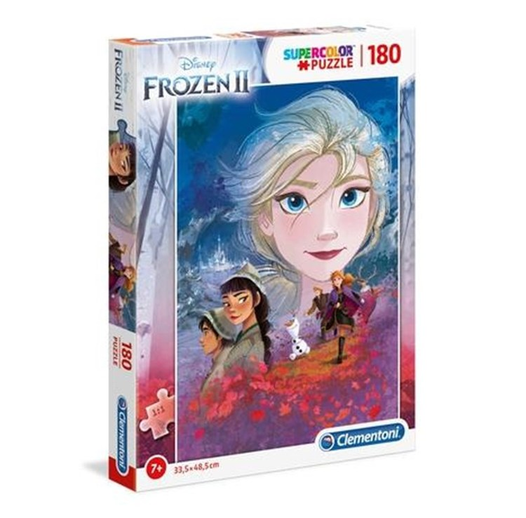 Frozen II pussel 180 bitar