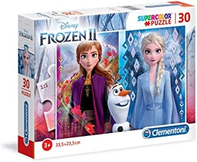 Frozen II pussel 30 bitar