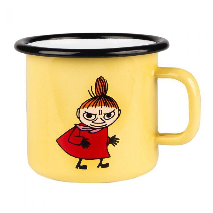Muurla Pippimugg  gul Lilla My mugg 2,5 dl