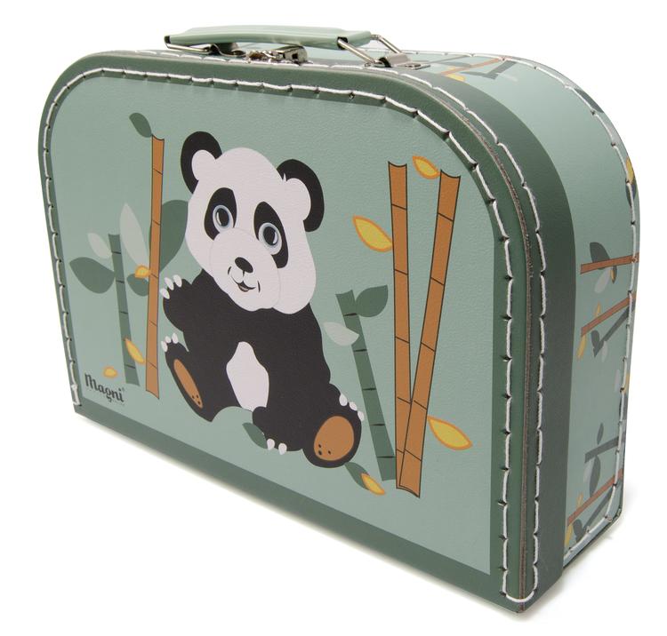 Väska med panda