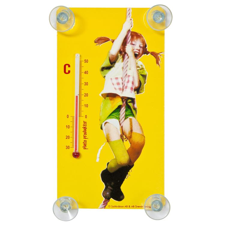 Termometer Mumin Pippi Långstrump