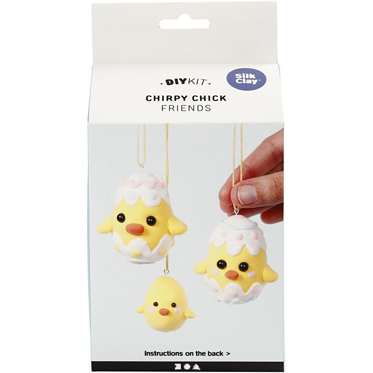 CC Pysselkit Kycklingar