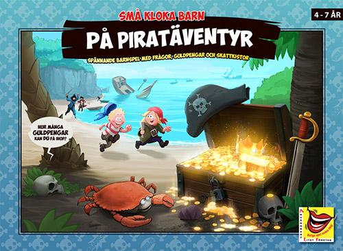 På piratäventyr