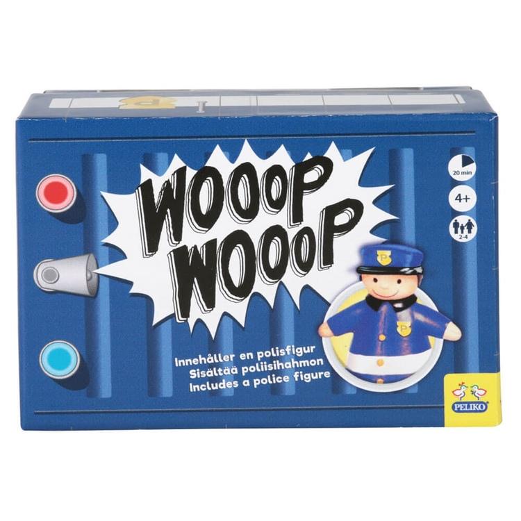 Peliko Polisspelet Wooop