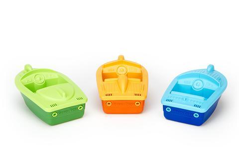 Green Toys Sportbåt