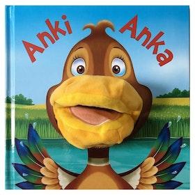 Anki Anka - handdocka