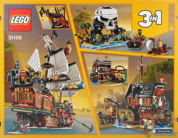 LEGO 31109