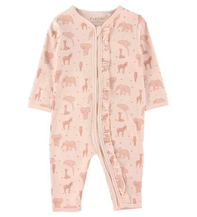 Fixoni pyjamas rosa 56, 68, 74